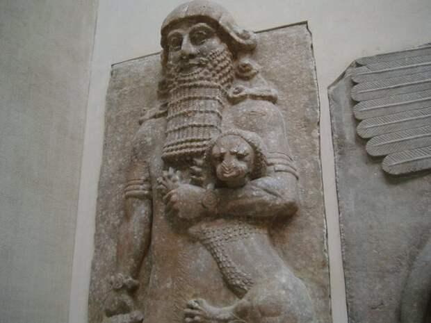 Странствия Гильгамеша в поисках вечной жизни