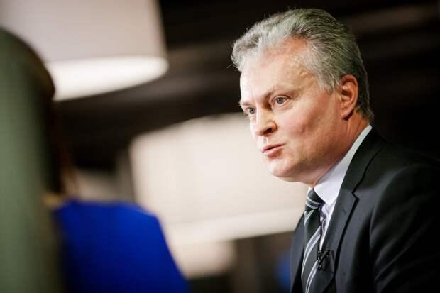 """Президент Литвы предложил """"Бухарестской девятке"""" способ сдержать Россию"""