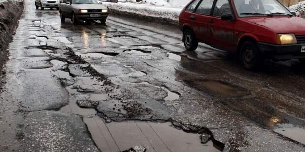 Самарские дороги до «уголовки» доведут