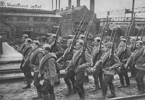 Подвиг Ленинграда нуждается в нашей защите