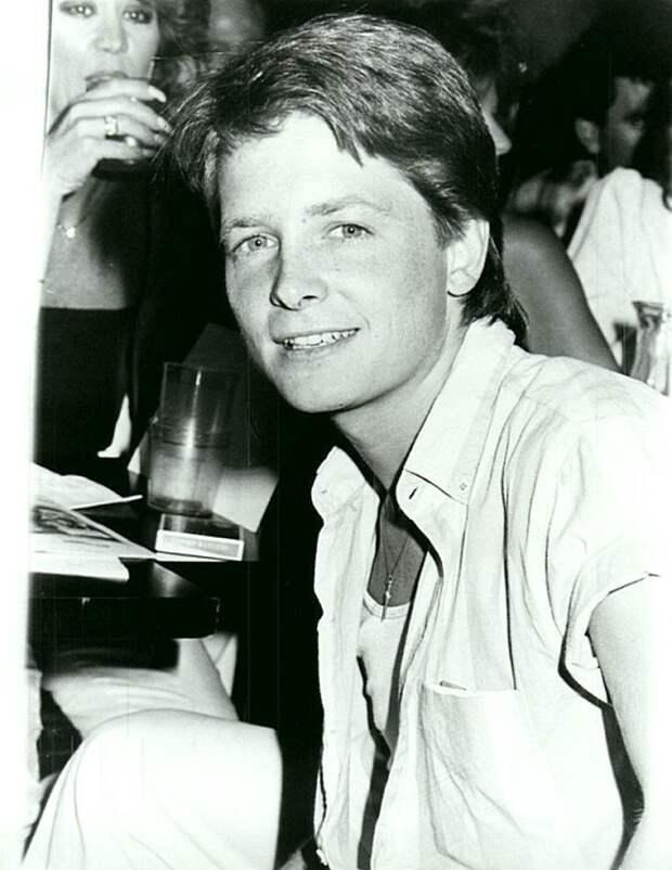 Майкл Дж Фокс (1985) Голливуд., Лица с экрана, кинематограф
