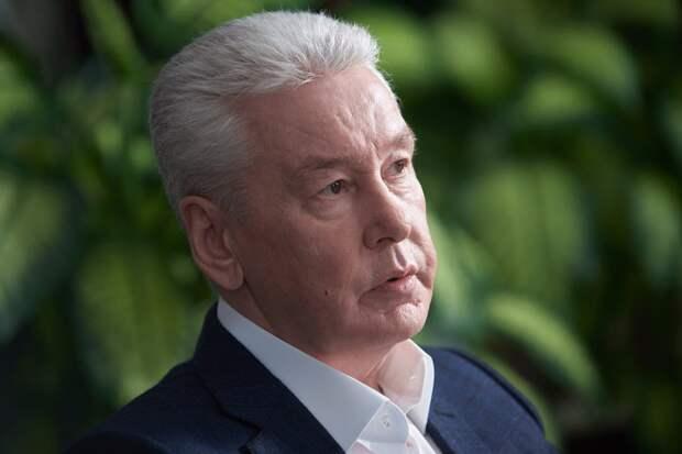 Собянин сообщил о кризисной ситуации с COVID-19 в Москве