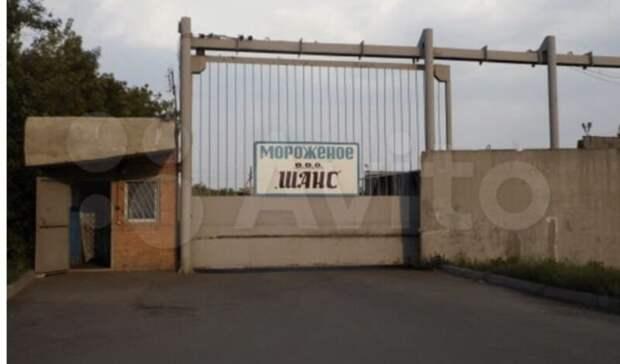 Завод попроизводству мороженого продают за75млн руб вРостовской области
