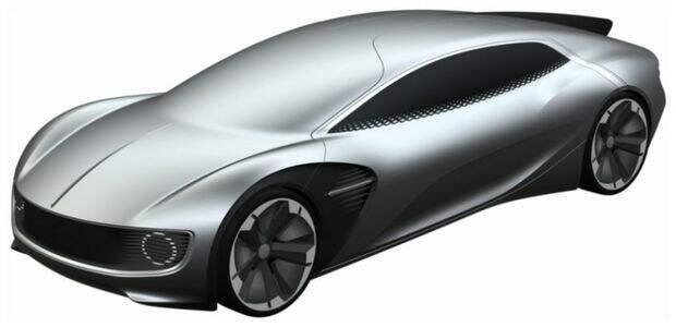 Так выглядит будущее: новый Volkswagen дебютировал в интернете