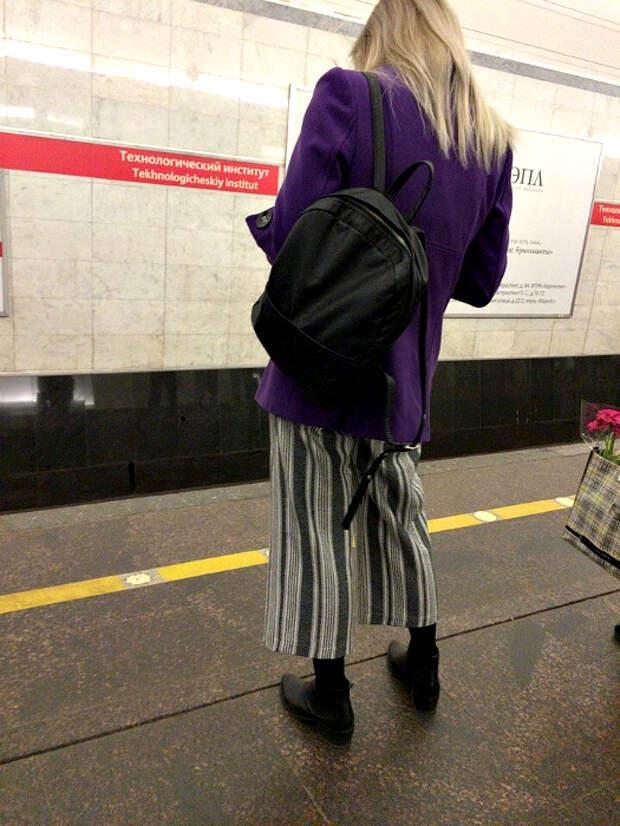 Короткие штанишки.