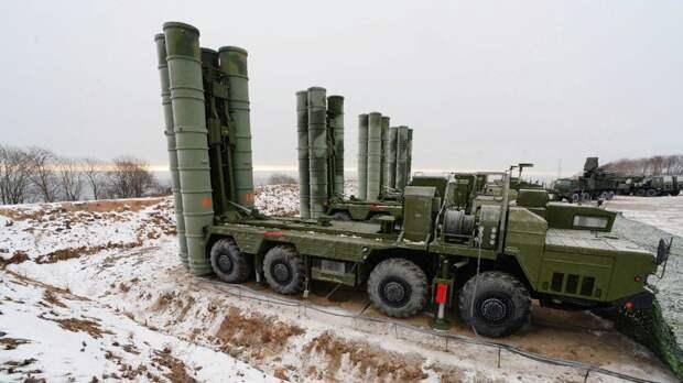 Контракт на поставку Турции системы ПВО С-400 полностью оплачен