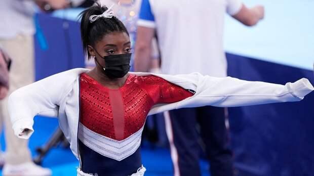 Байлз рассказала, почему снялась с двух финалов на Олимпиаде в Токио