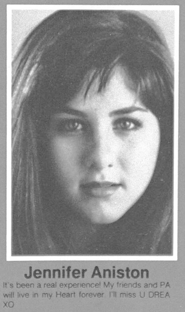 Как выглядят знаменитости сейчас и как они выглядели, когда им было 18