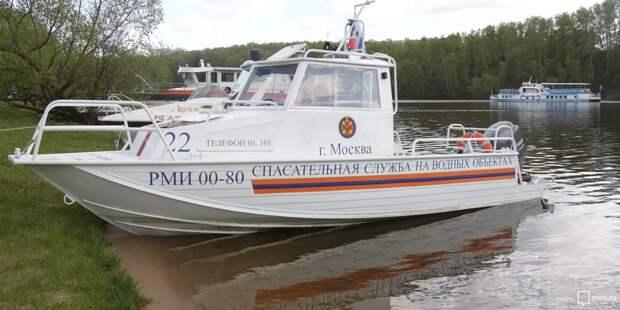 В Спасском затоне спасли тонущего мужчину