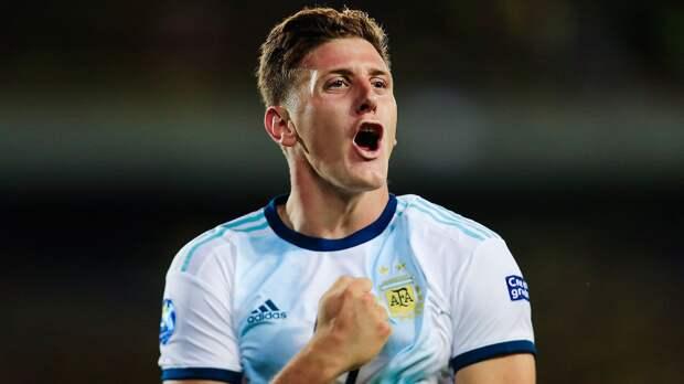 Понсе и Гайч получили вызов в олимпийскую сборную Аргентины