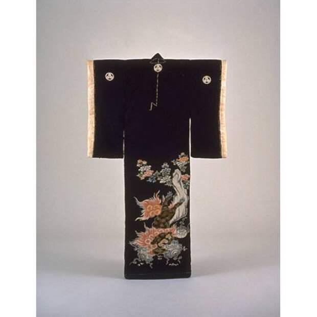 Занятные тайны кимоно