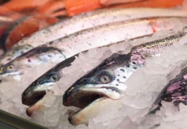 Как выбрать рыбу с икрой внутри