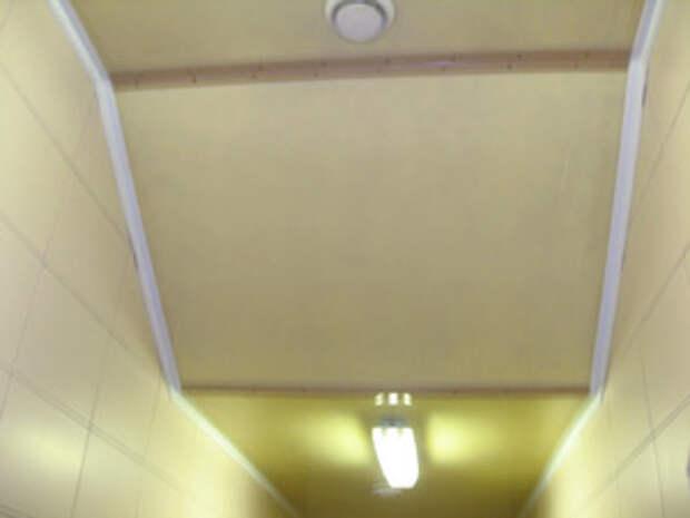 Влагостойкий потолок