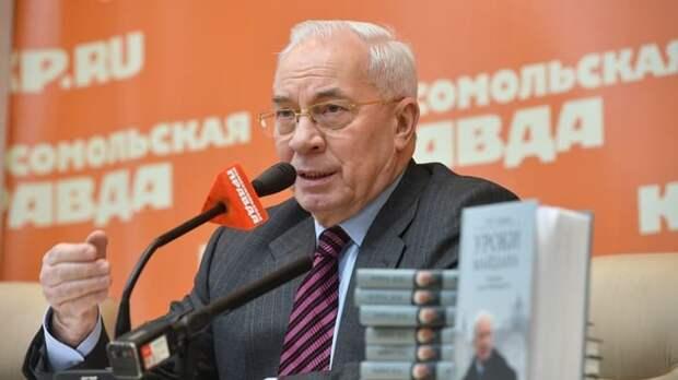 Киев может полностью отказаться от кабалы МВФ: Азаров назвал Зеленскому простой лайфхак