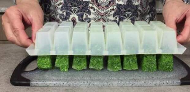 Зимой зелень не покупаю: 2 классных способа заготовки зелени на зиму