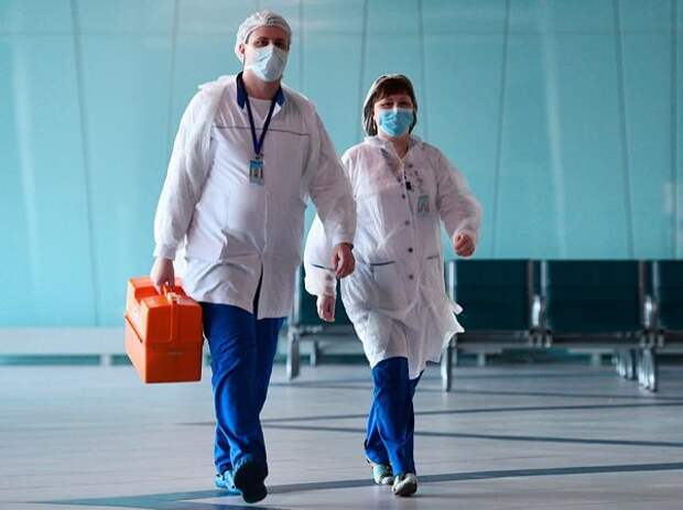ВРоссии засутки зарегистрировано 8554 заразившихся коронавирусом