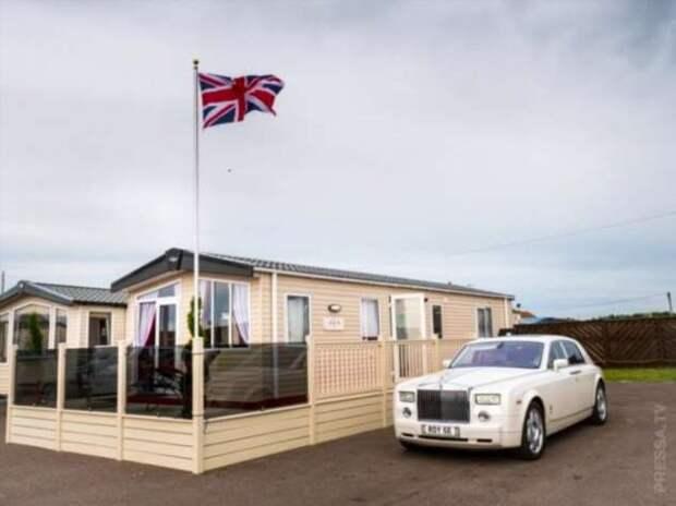 Королевский мини-отель на колесах