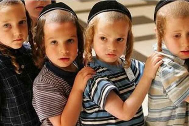 Почему у евреев национальность передается по матери?