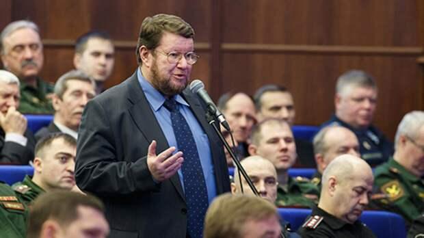 """Сатановский отреагировал на заявление экс-посла США о """"СП-2"""" еврейским анекдотом"""