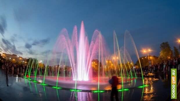 В Вологде построят светомузыкальный фонтан, он будет дороже череповецкого