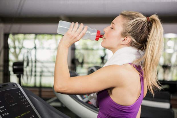 Какие напитки противопоказано пить после тренировок