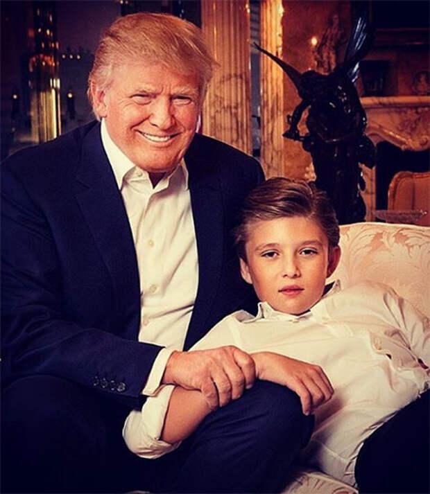 Мелания Трамп поздравила сына с днем рождения, но это мало кому понравилось
