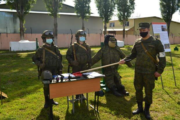 В Оперативной группе российских войск в Приднестровском регионе усовершенствован полигон безопасности военной службы
