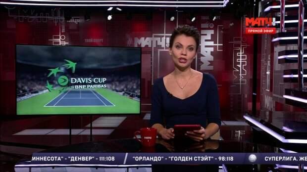 """Тина Канделаки хочет сделать ведущим """"Матч-ТВ"""" пластику"""