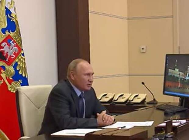 Путин обозначил цель - к концу 2021 года восстановить занятость до уровня 2019 года