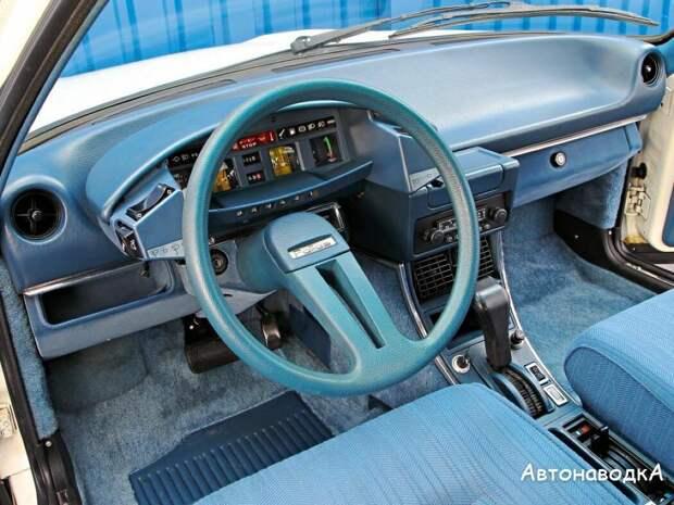 Citroen CX - самая элегантная и оринальная серийная машина 1980-х.
