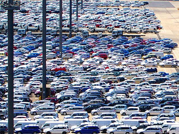В России резко подскочили продажи легковых автомобилей и LCV