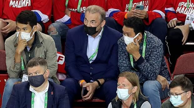 «Думаю, Брагин должен продолжить свою работу». Третьяк — о выборе тренера сборной России на ОИ-2022