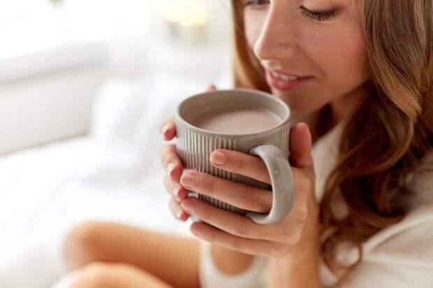 Выпейте чашку какао