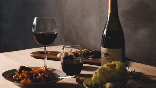 Вино для птицы