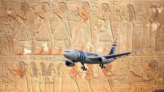 Подробности возобновления полетов из России в Египет раскрыли