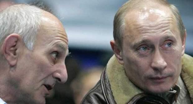 «Он меня с улицы выдрал». Как тренер Анатолий Рахлин изменил жизнь Владимира Путина