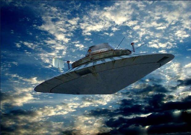 НЛО: корабли инопланетян или пришельцев из будущего?