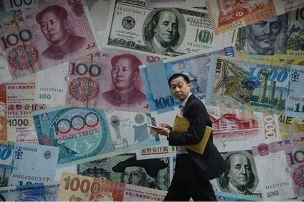 Китай скупает гособлигации США как «не в себя»