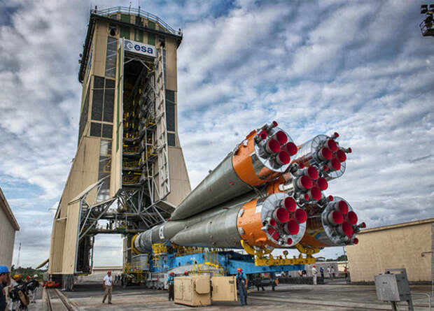 «РТ-Химкомпозит» создал новый материал для ракеты-носителя «Союз»