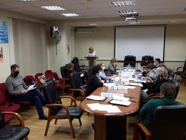 Муниципальные депутаты в Лианозове провели первое в этом году заседание