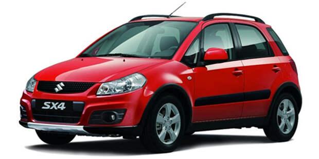 В России выросли цены на автомобили Suzuki