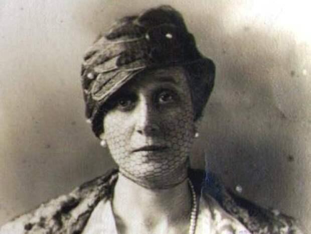 Графиня Наталья Брасова, 1918   Фото: liveinternet.ru