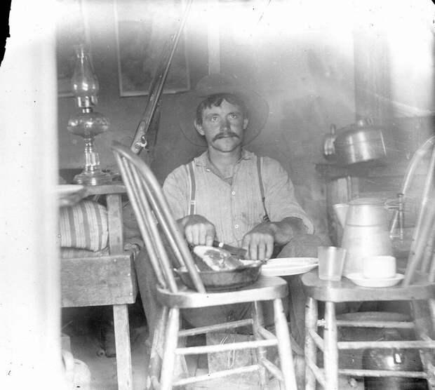 Как поднималась американская целина. Архивные фотографии пионеров Великих равнин конца 19-го века 3