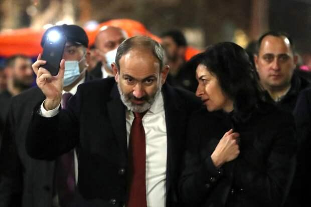 Пашинян: «нефтью» Армении может стать медь