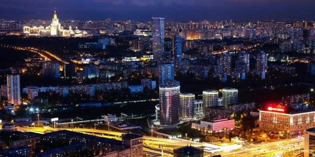 Собянин рассказал о трансформации Москвы в город для людей. Фото: mos.ru