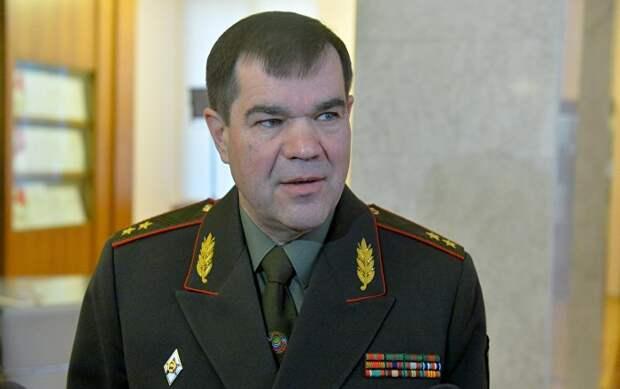 Перестановки в силовом блоке Белоруссии