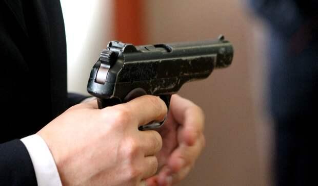 Пистолет Макарова был изъят у жителя Нижнего Тагила