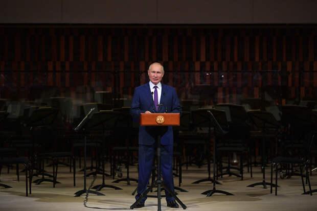 Путина включили в кандидаты на Нобелевскую премию мира