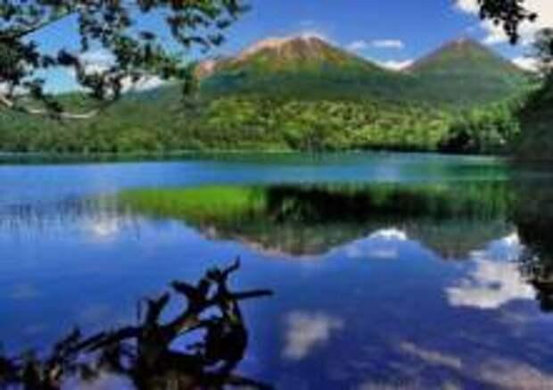 Парк Акан Масю –доисторический лес вокруг трёх озер