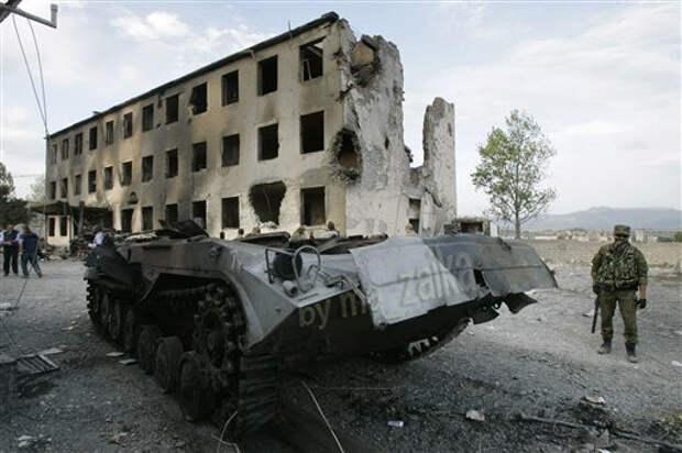 08.08.08. как день самоубийства западных СМИ